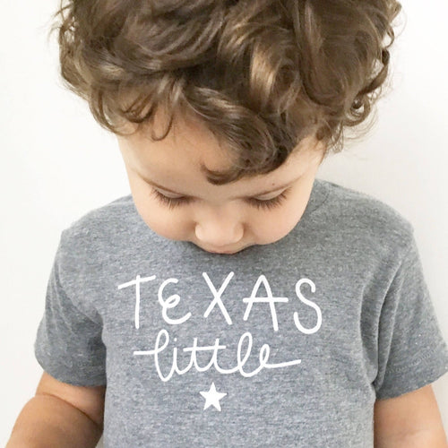 TEXAS LITTLE INFANT AND TODDLER<p style=font-size:12px>*more colors</p>