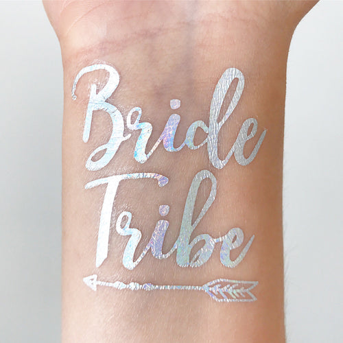 BRIDE TRIBE | HOLOGRAPHIC