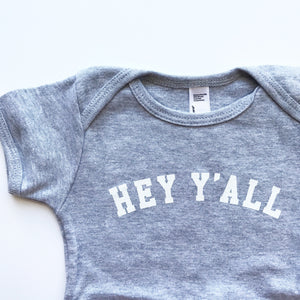 HEY Y'ALL INFANT<p style=font-size:12px>*more colors</p>