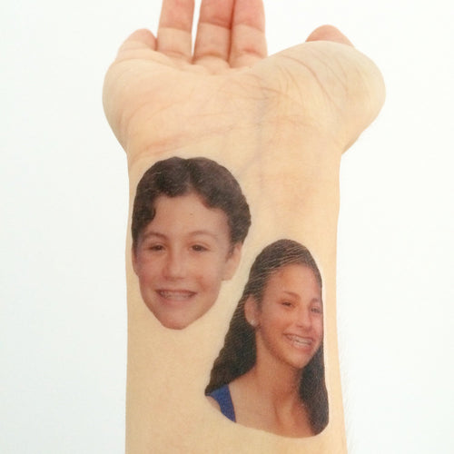 BAR/BAT MITZVAH | PHOTO TATTOOS