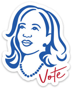 KAMALA STICKER