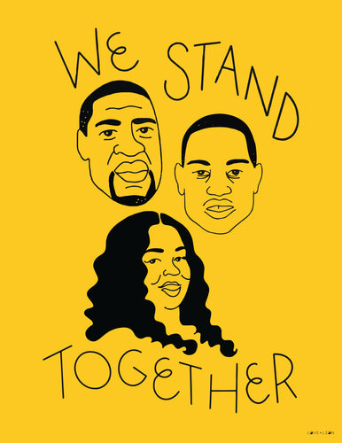 WE STAND TOGETHER | DOWNLOAD <p style=font-size:12px>*more colors</p>