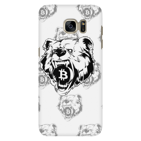 Samsung Galaxy S7 Grizzly Bear Phone Case