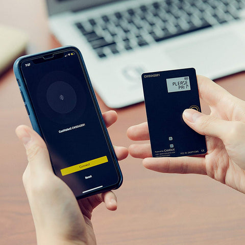 Coolwallet S Bluetooth Hardware Wallet