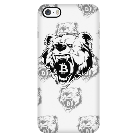 iPhone 5, 5s Grizzly Bear Phone Case