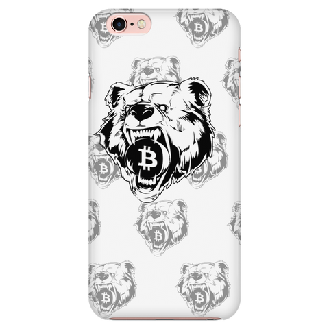 iPhone 7, 7s, 8 Grizzly Bear Phone Case