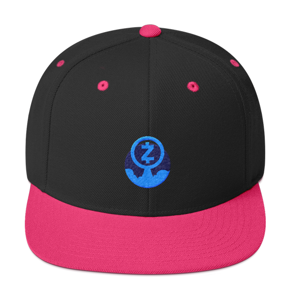 Rocket ZCash Snapback Hat