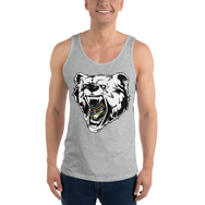 Factom Grizzly Bear Tank Top