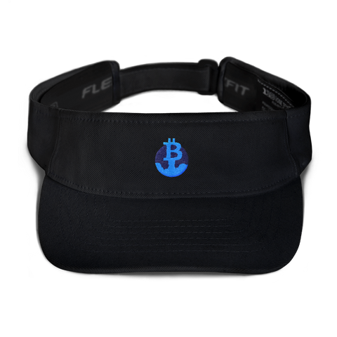 Rocket Bitcoin Visor