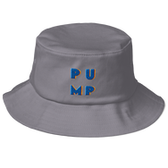 3D PUMP Old School Bucket Hat