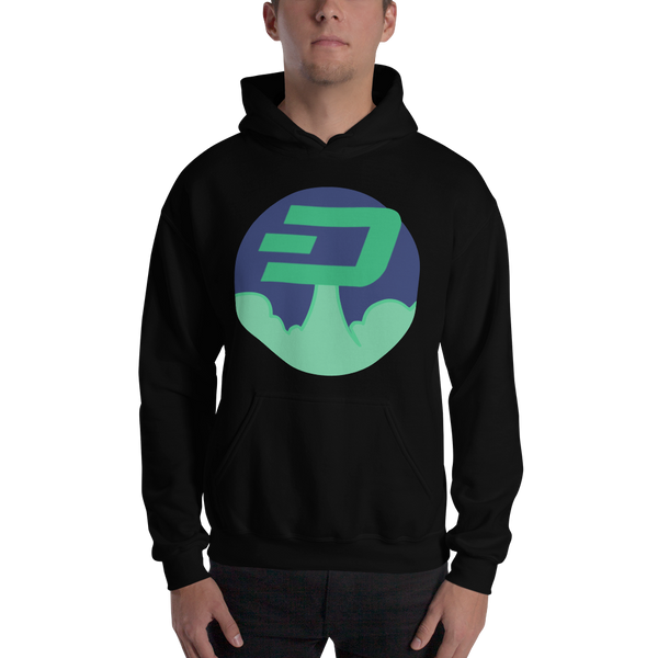 Rocket Dashcoin Hooded Sweatshirt