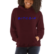 Bitcoin Blue Edition Women's Hoodie