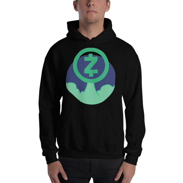 Rocket ZCash Hooded Sweatshirt