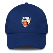 Bitcoin Grizzly Bear Dad Hat