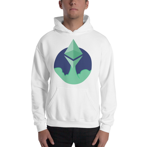 Rocket Ethereum Hooded Sweatshirt