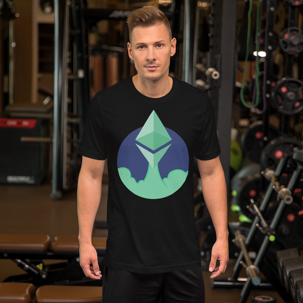 Rocket Ethereum Short-Sleeve T-Shirt