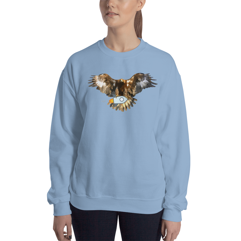 Bald Eagle Stellar Women's Sweatshirt