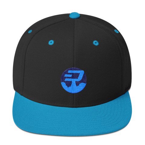 Rocket Dashcoin Snapback Hat