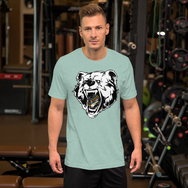Factom Grizzly Bear Short-Sleeve T-Shirt