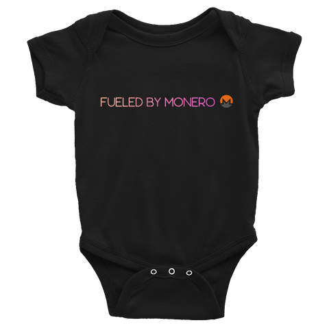 Fueled By Monero Infant Bodysuit