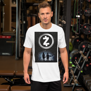 Moonlit Night ZCash Short-Sleeve T-Shirt
