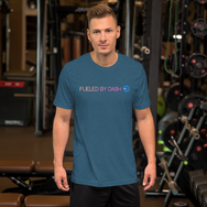 Fueled By Dashcoin Short-Sleeve T-Shirt