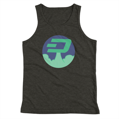 Dashcoin Youth Tank Top