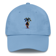 3D Ethereum Palm Tree Dad Hat