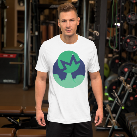 Rocket Monero Short-Sleeve T-Shirt