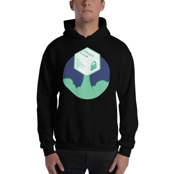 Rocket Chainlink Hooded Sweatshirt