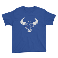 Augur Taurus Bull Youth Short Sleeve T-Shirt