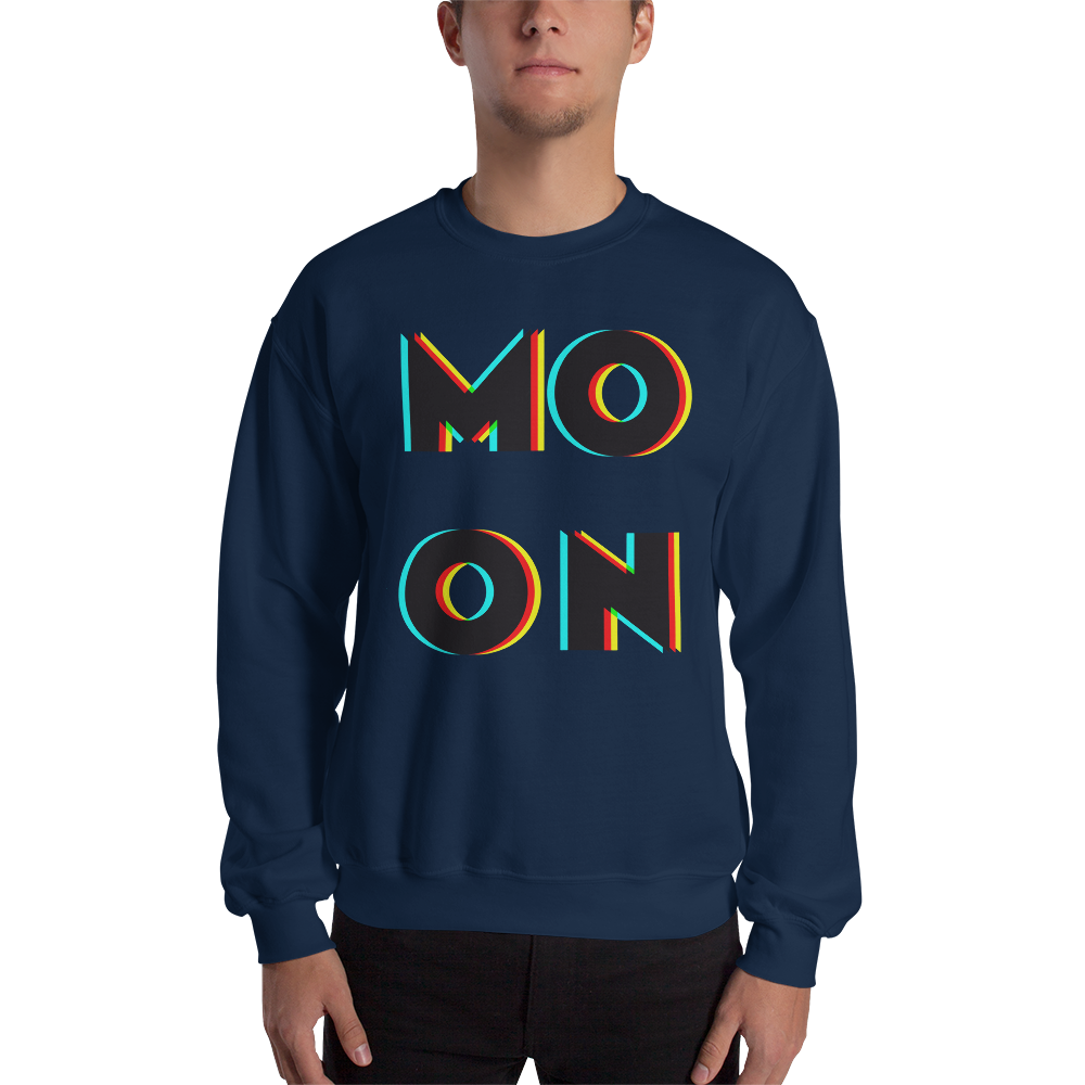 3D MOON Sweatshirt