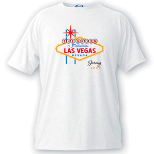 Vegas Bachelor Party Groom T-shirt