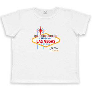Vegas Bachelorette Party Bridesmaid T-shirt