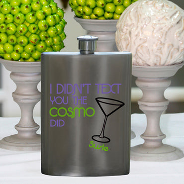 Party Girl Flask - Cosmo Flask