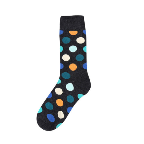 Men's Polka Dot Socks
