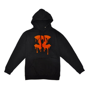"Coven Coffin ""Puff Paint"" Hoodie - Straight Outta The Coffin"