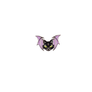 Vampurr Enamel Pin - Straight Outta The Coffin