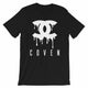Coven Unisex Tee - Straight Outta The Coffin