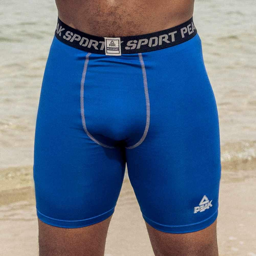 PEAK MENS COMPRESSION SHORTS