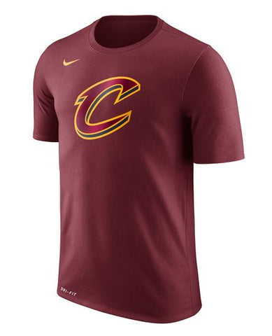 Cleveland Cavaliers Nike Logo T-Shirt - Team Red - Mens