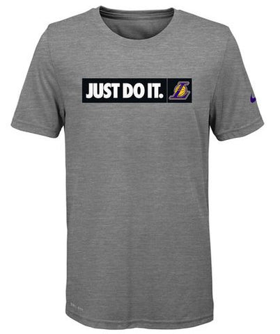 Los Angeles Lakers Nike JDI T-Shirt - Youth