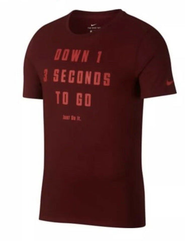 Down 1 Nike dri-fit shirt