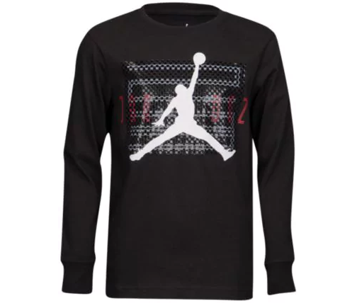Boys - Retro 11 long sleeve t-shirt