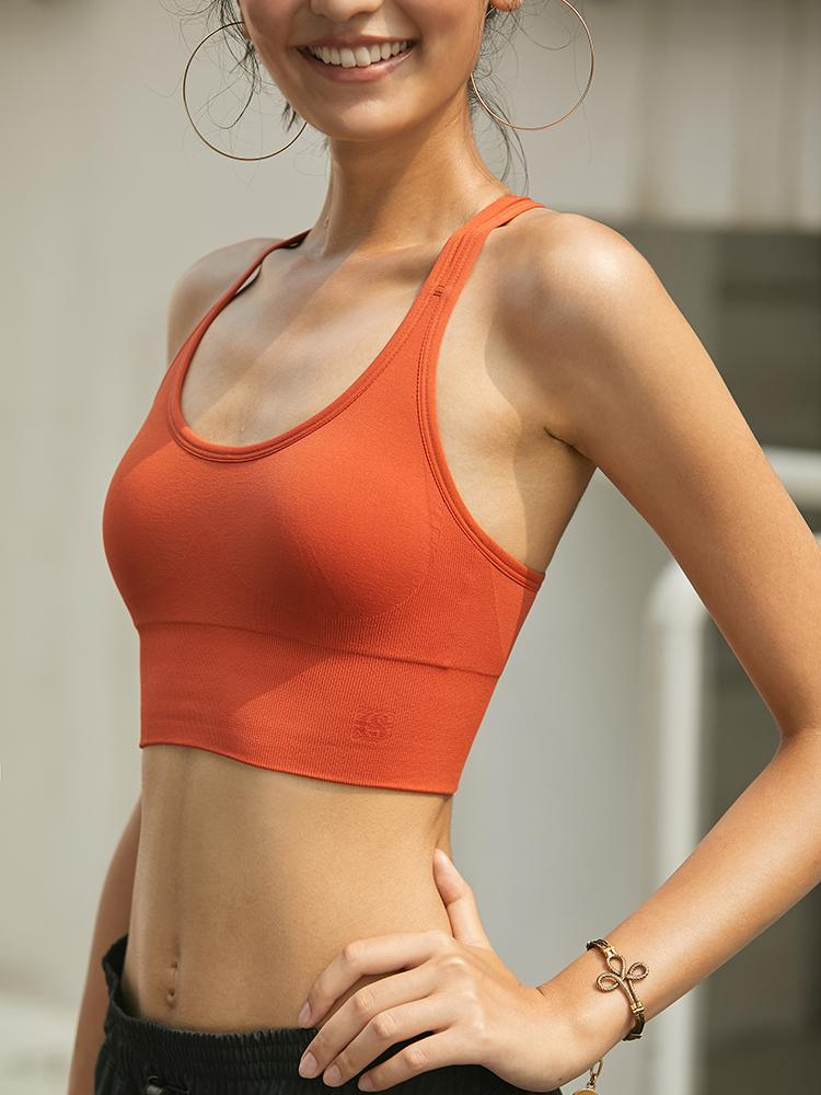 Sloli Backless Sports Bra - 7 Color Available