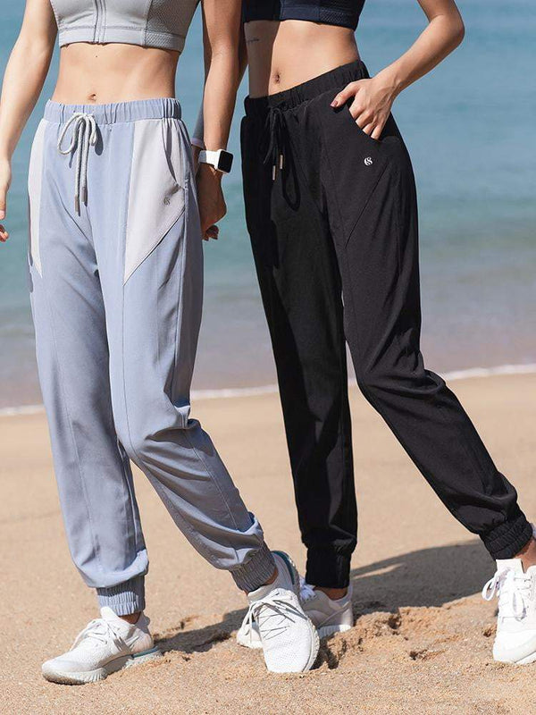 Sloli Casual Sports Pants with Pocket