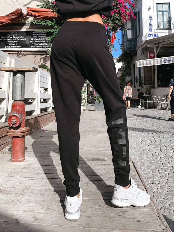 Sloli Casual Track Pants with Pocket