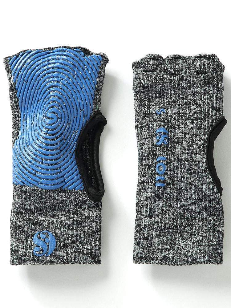 Sloli Muscle Training Gym Knit Gloves S / Blue&Gray