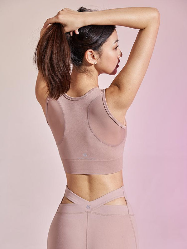Sloli Anti-Vibration Sports Bra Basic Design