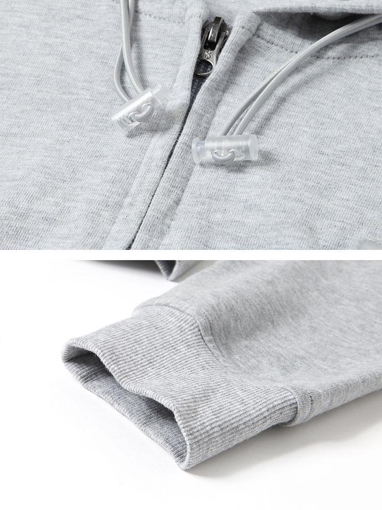 Sloli Cotton Short Length Hoodie